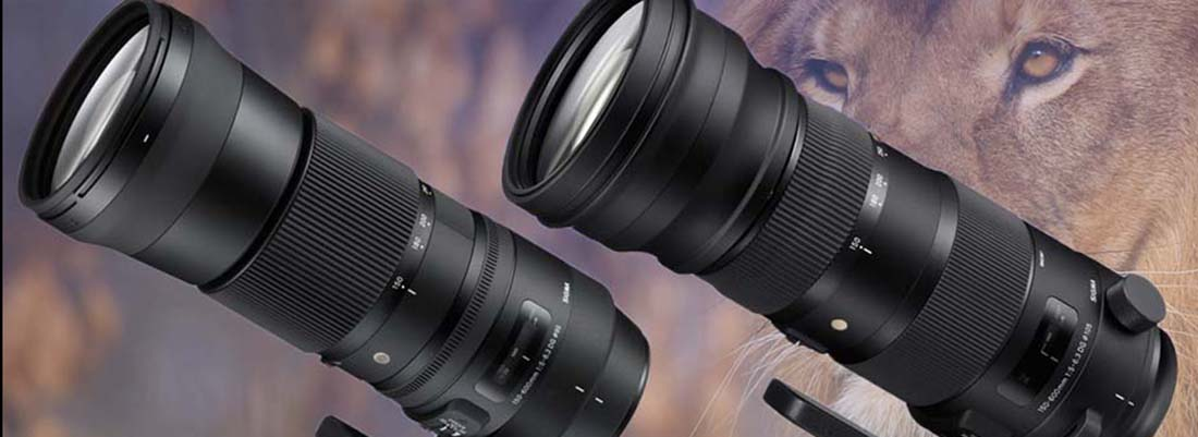 SIGMA 150-600 CONTEMPORARY/SPORT